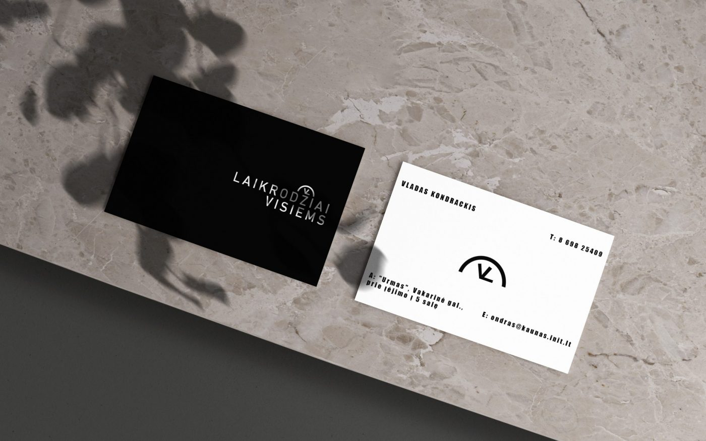 freelance graphic design business cards