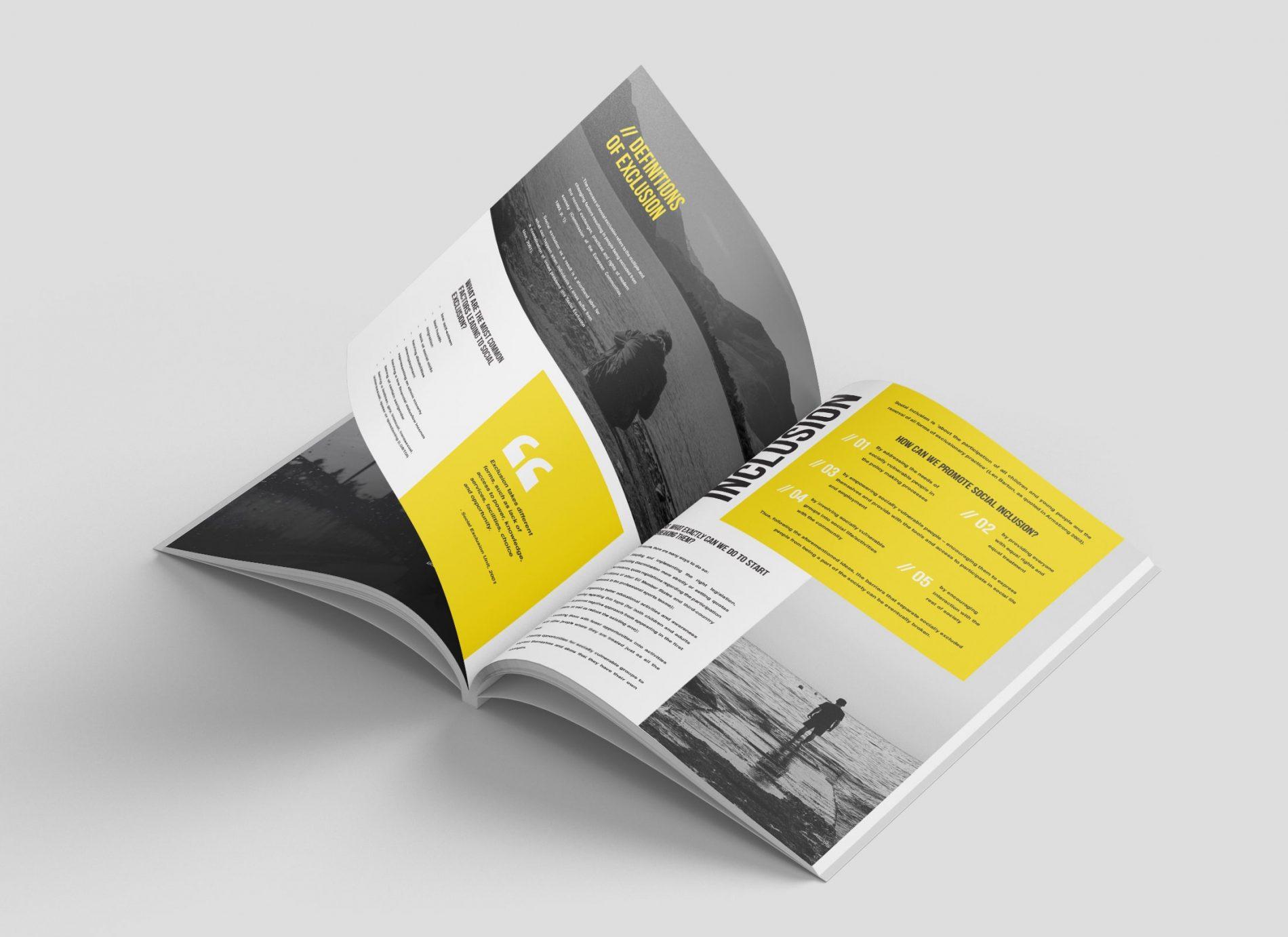 guidebook design